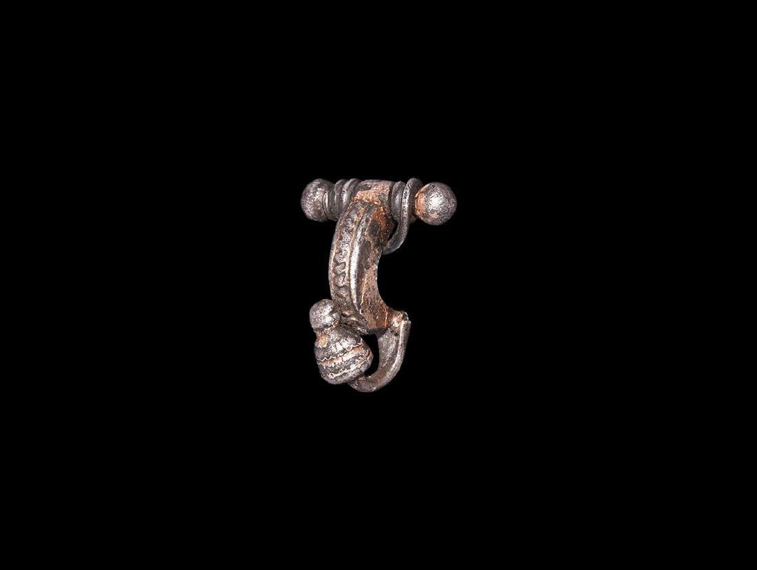 Iron Age Celtiberian Bow Brooch