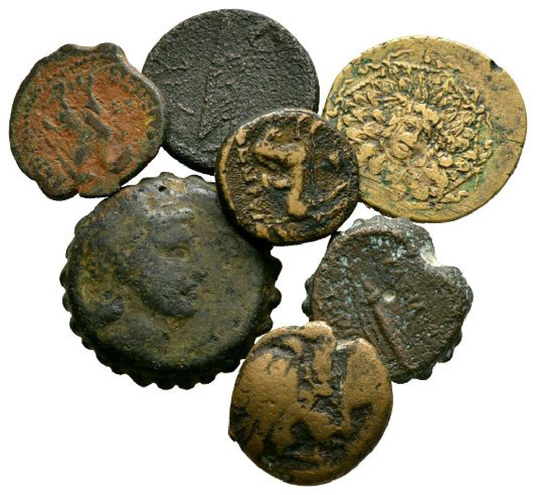 Ancient Greek Coins - Mixed Bronze Issues [7]