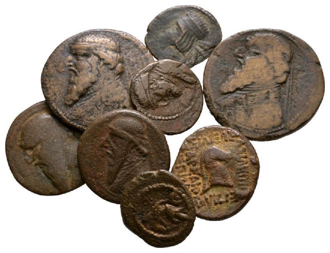Parthia - Mixed Bronze Issues [8]