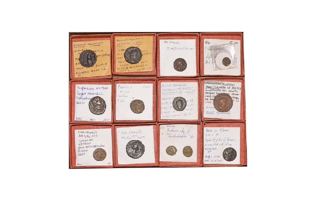 Mixed Provincial Bronzes [13]