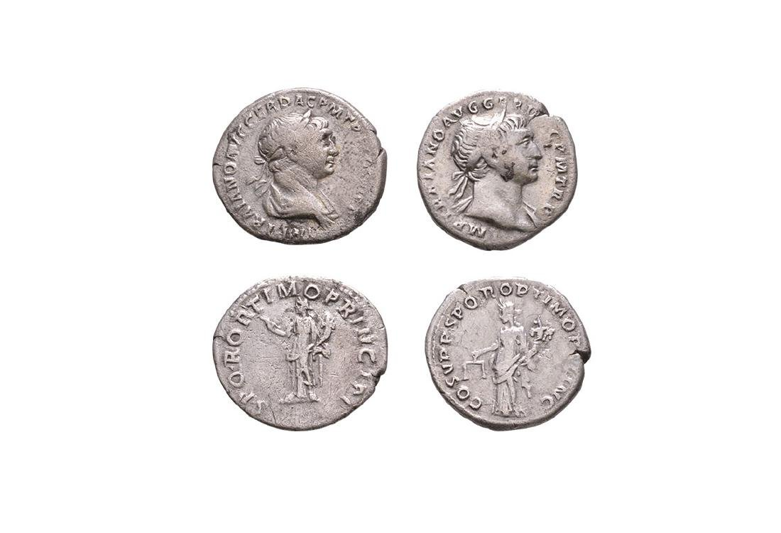 Trajan - Denarii [2]