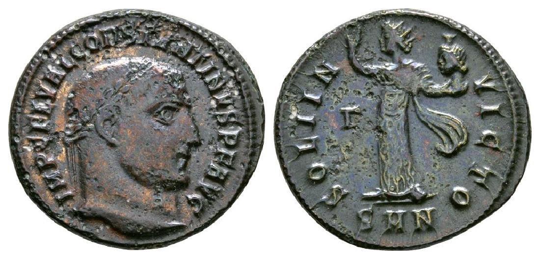 Constantine I - Sol Follis
