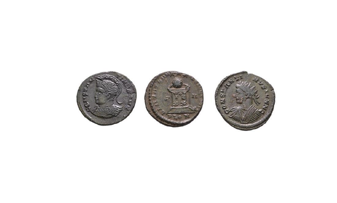 Constantine II - London Bronzes [3]