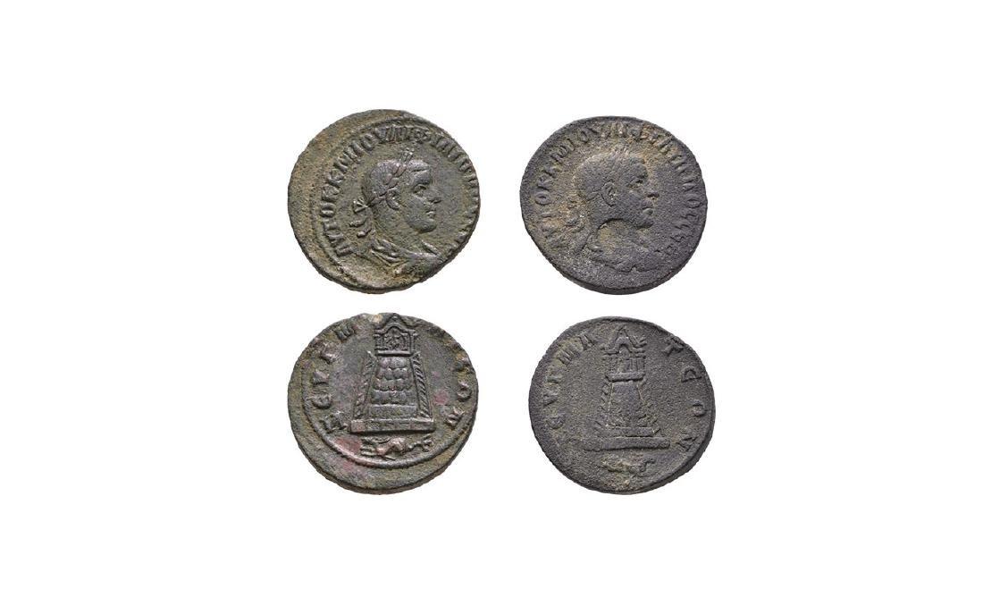Philip I - Zeugma - Temple Bronzes [2]