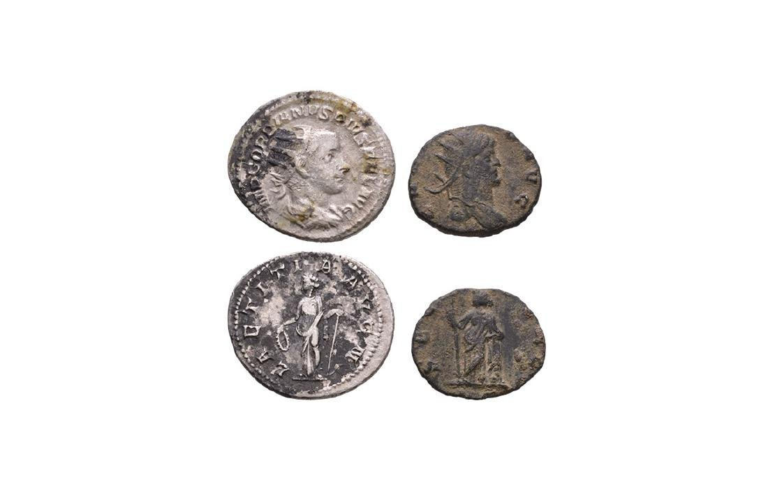 Gordian III and another - Antoninianii [2]