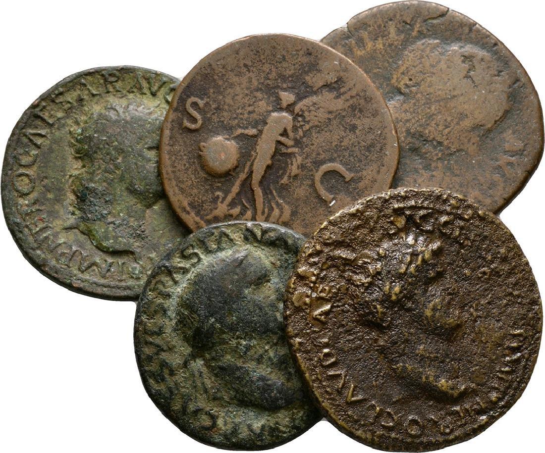 Nero to Lucilla - Bronzes [5]