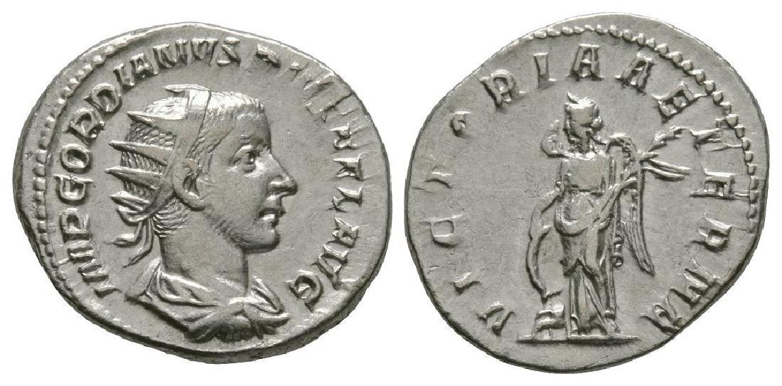 Gordian III - Victory Antoninianus