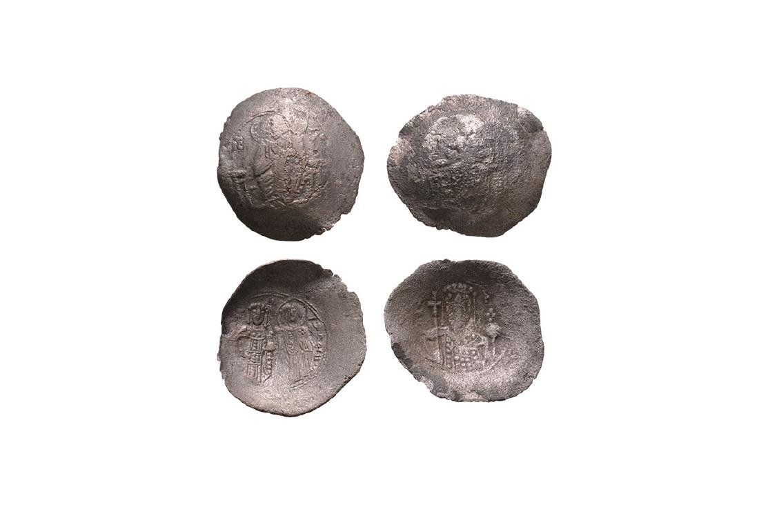 Byzantine Coins - Billon Trachys Group [2]