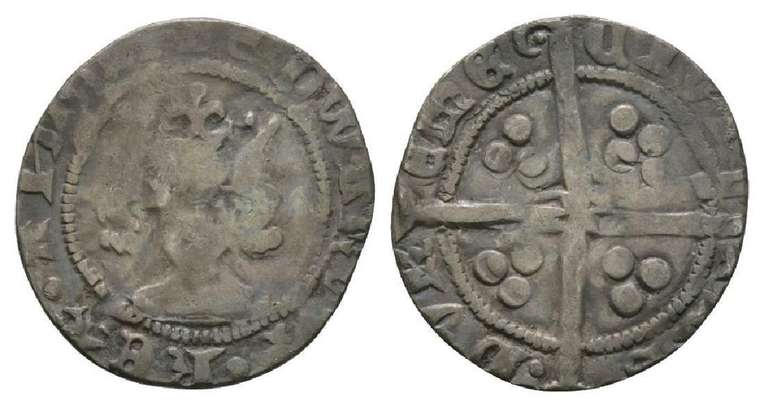 Edward III - Durham - Treaty Penny