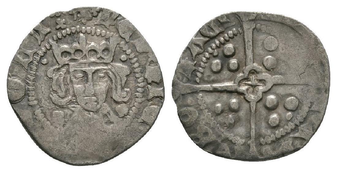 Henry VI - York - Abp Booth - Cross-Pellet Penny