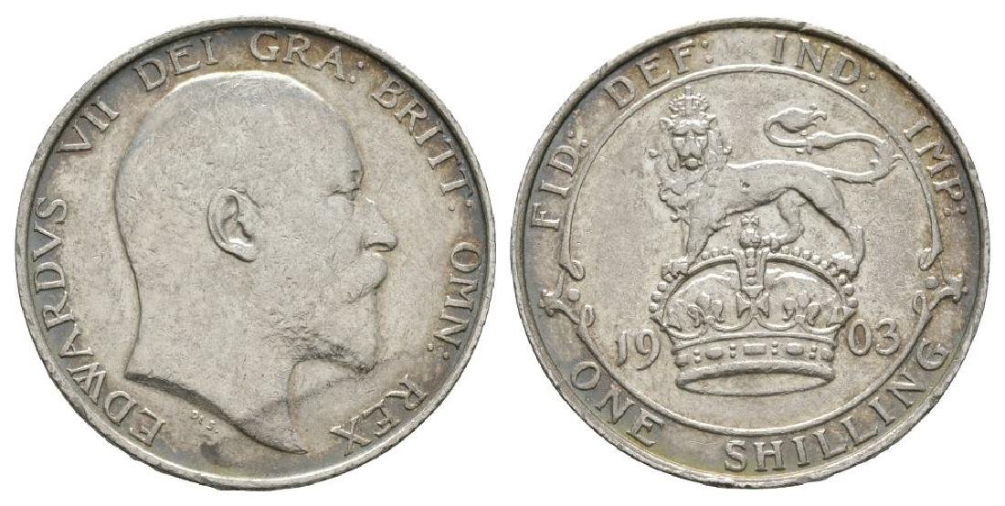 Edward VII - 1903 - Shilling