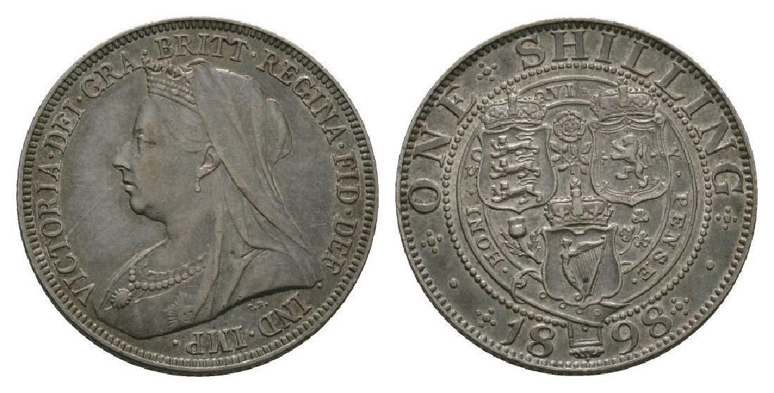 Victoria - 1898 - Shilling