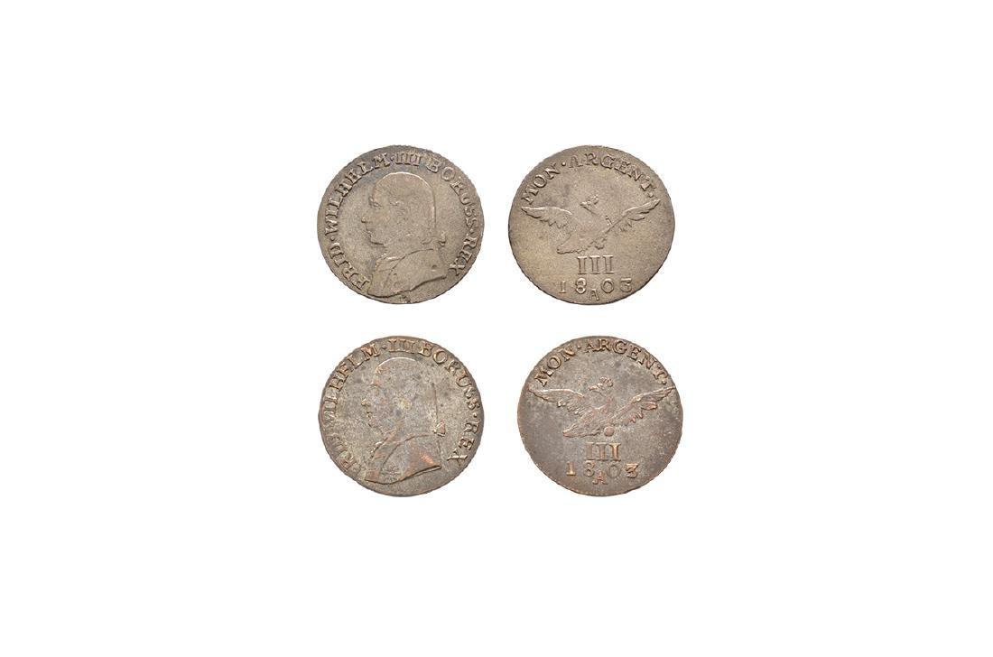 Poland - East Prussia - 1803 - 3 Groschen [2]