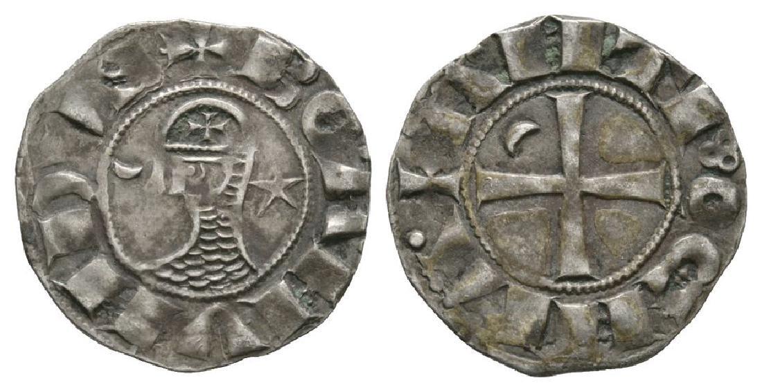 Crusader Issues - Bohemund III - Denier