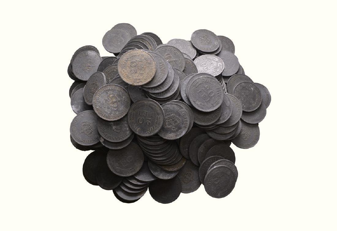 World Coins - Romania - 1942-1944 20 Lei [200]