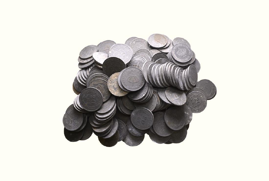 World Coins - Romania - 1942-1944 - 20 Lei [200]