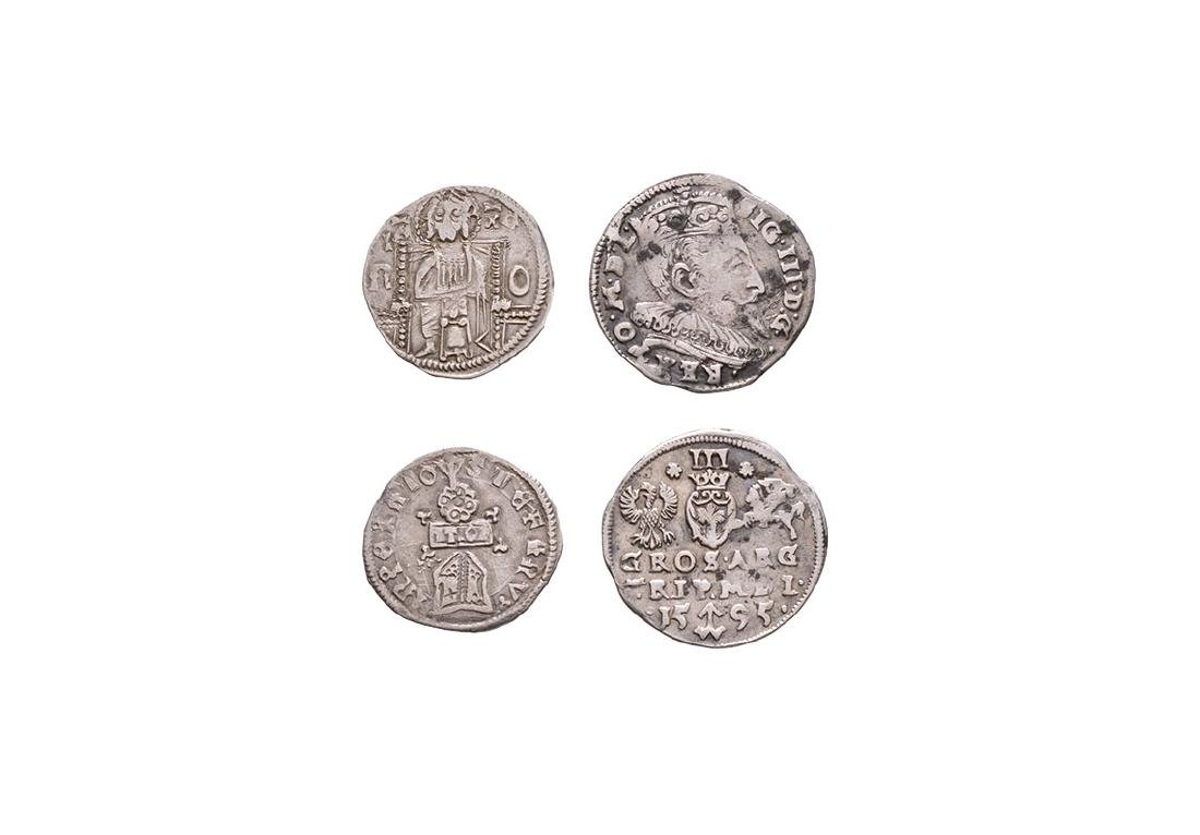 World Coins - Serbia and Lithuania - Silvers [2]