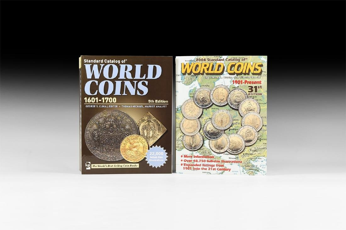 Krause - S C of World Coins [2 volumes]