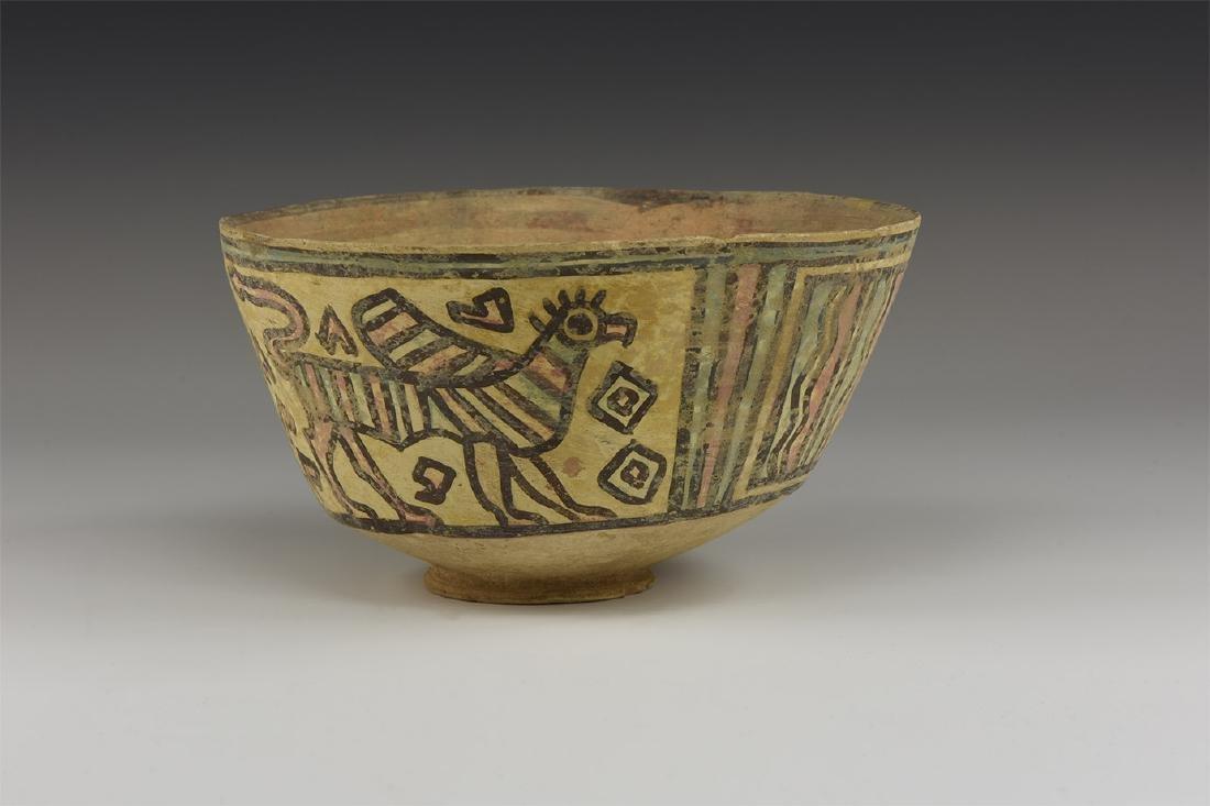 Indus Valley Mehrgarh Polychrome Bowl