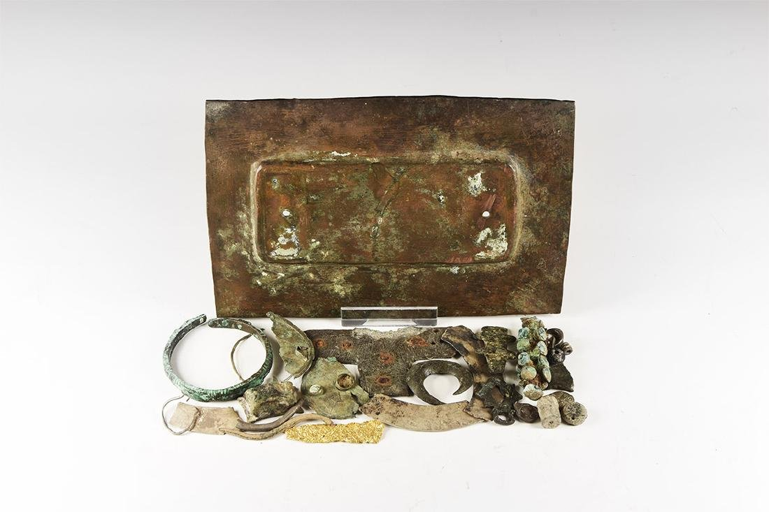Roman and Later Artefact Group