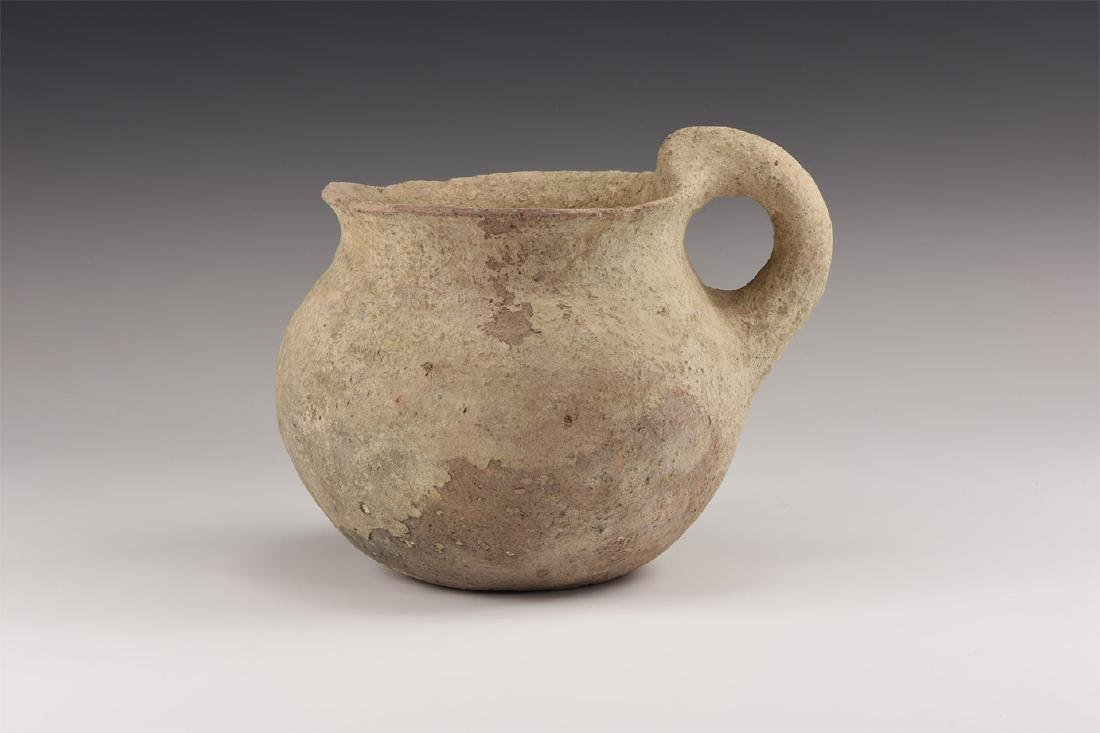 Bronze Age Large Holy Land Dipper Cup