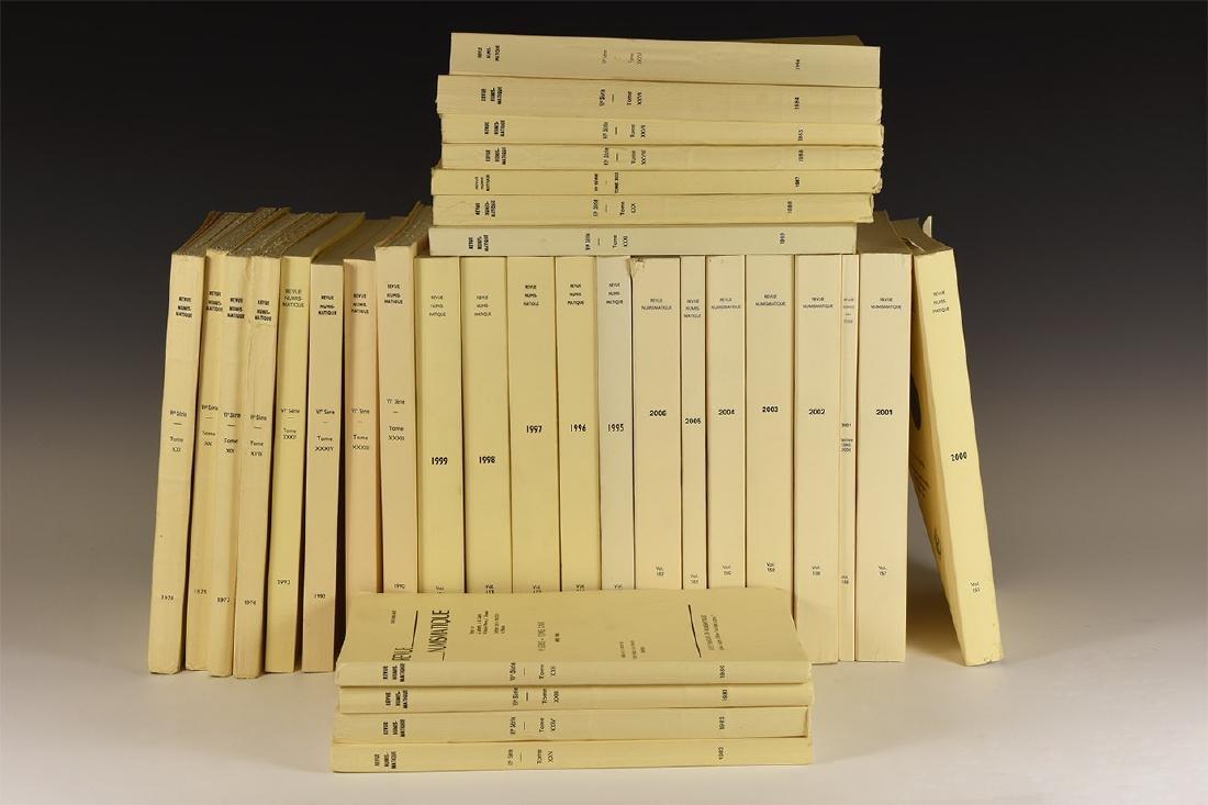 Books - Revue Numismatique 1976-2006 [32]