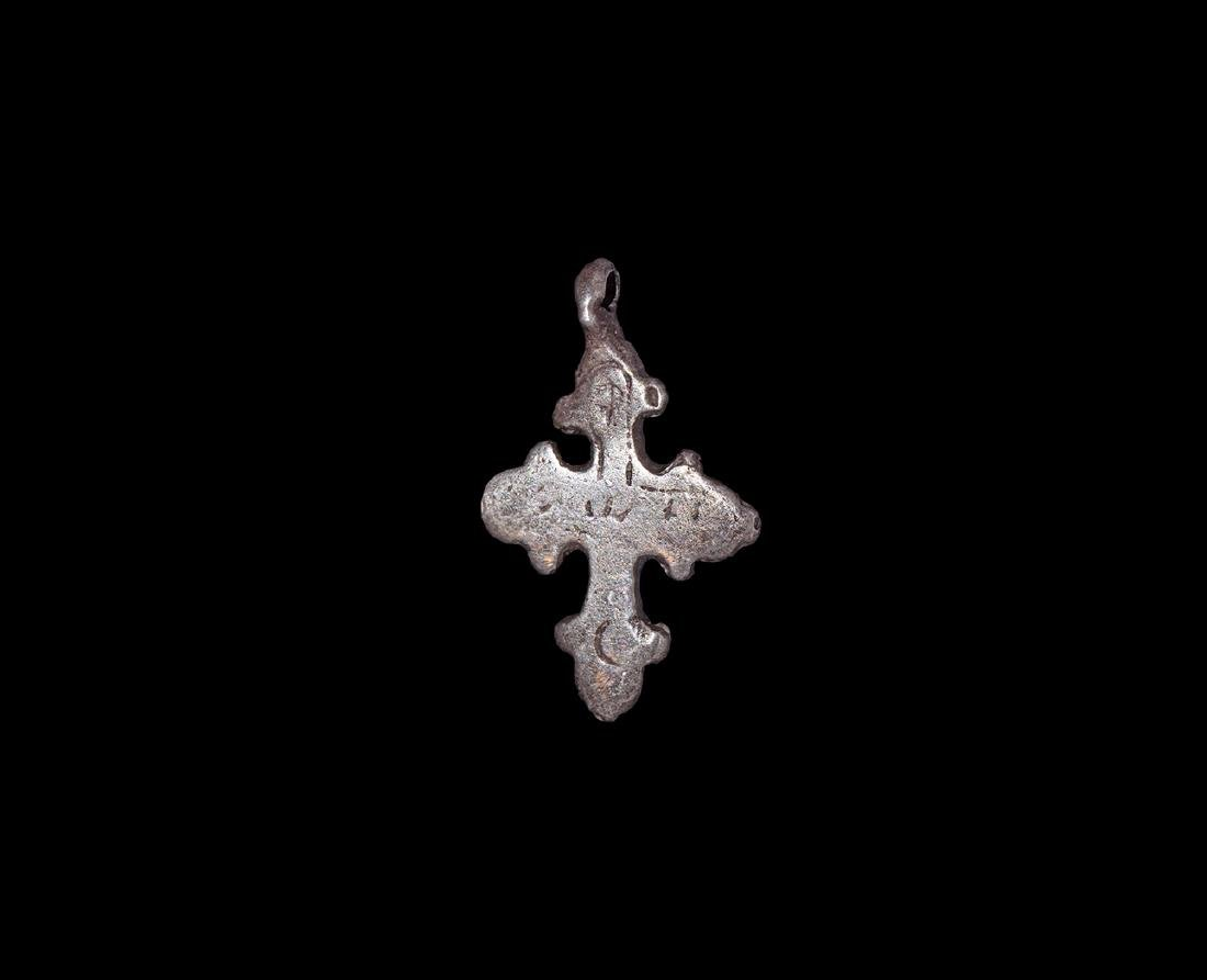 Post Medieval Pendant Cross
