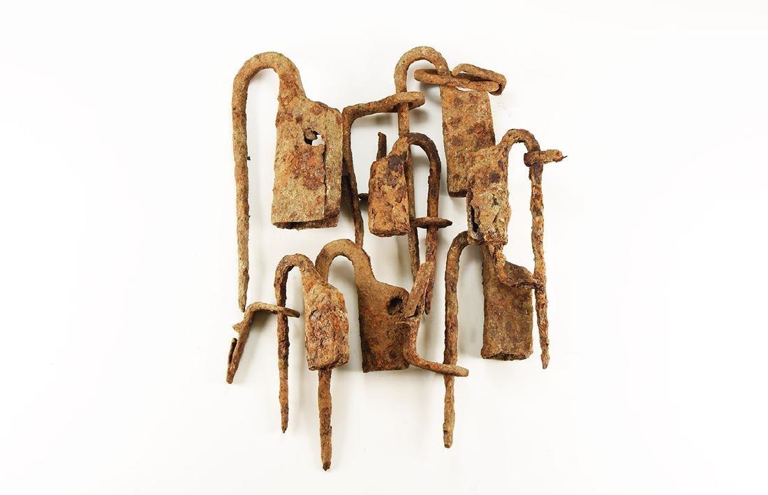 Medieval Padlock Group