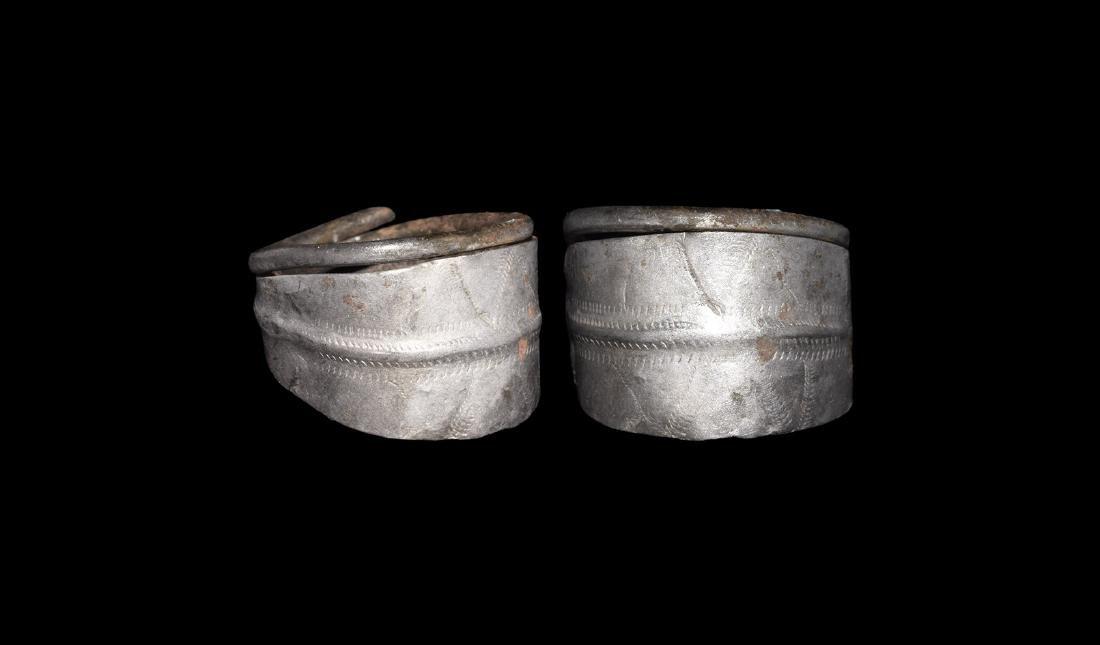 Viking Coiled Tremello Ring