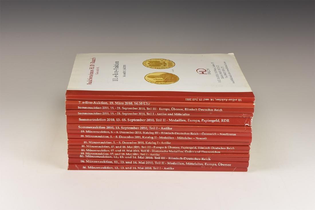 Books H D Rauch Coin Sale Catalogues [15]