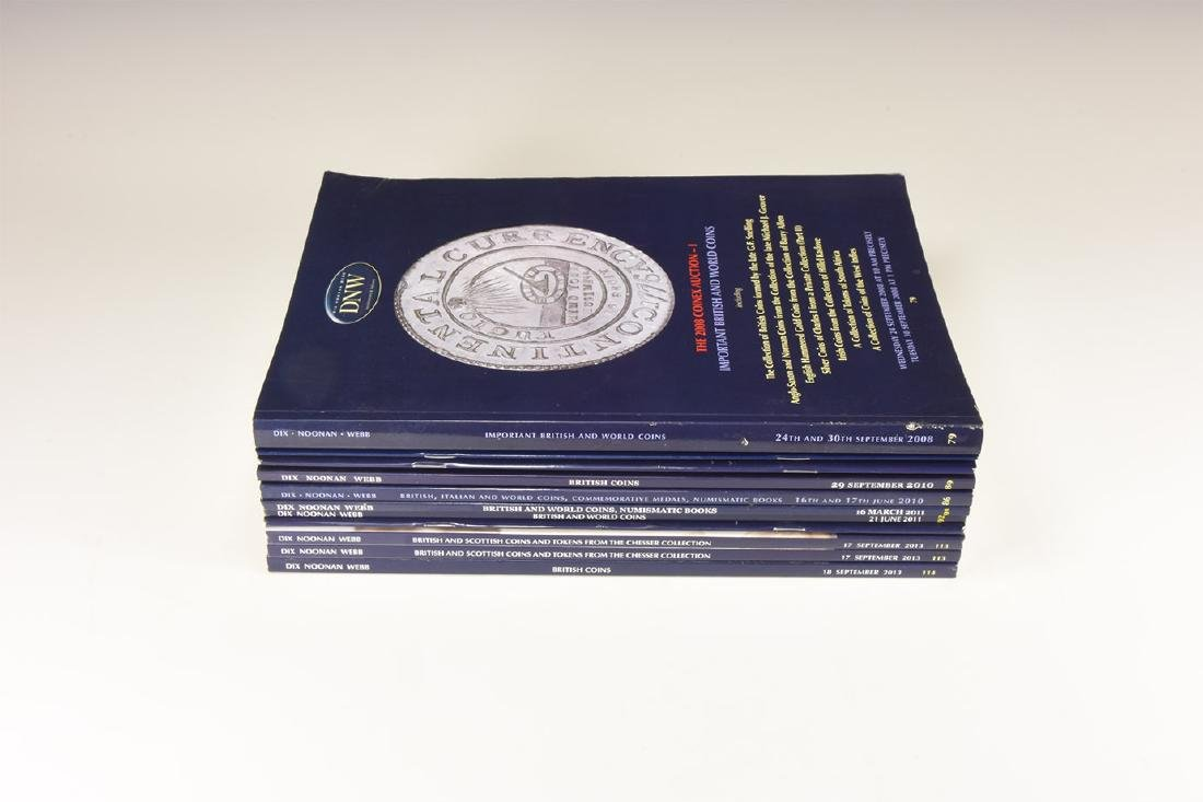 Books DNW Coin Sale Catalogues [11]