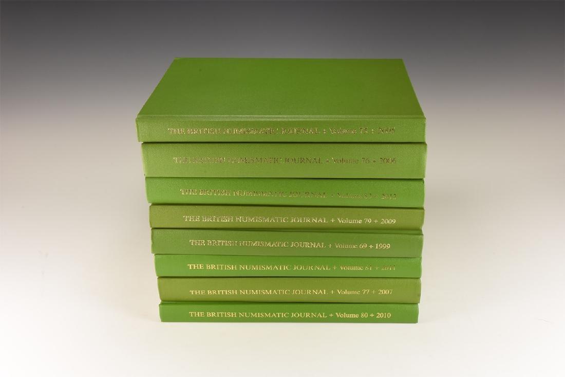 Books British Numismatic Journal, 2005-2011 [8]