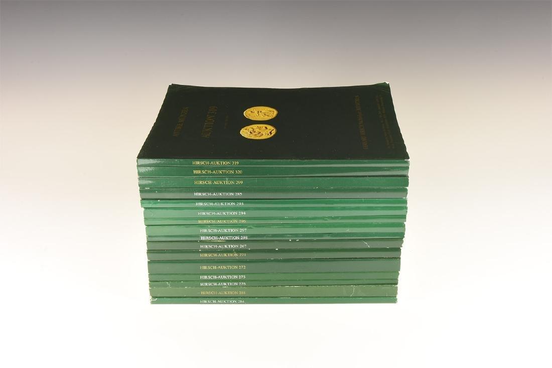 Books Gerhard Hirsch Coin Sale Catalogues [16]