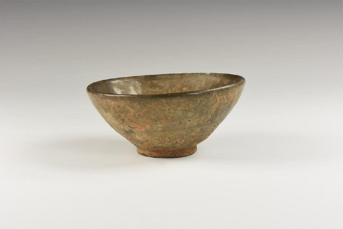 Chinese Jianyao 'Hare's Fur' Tea Bowl