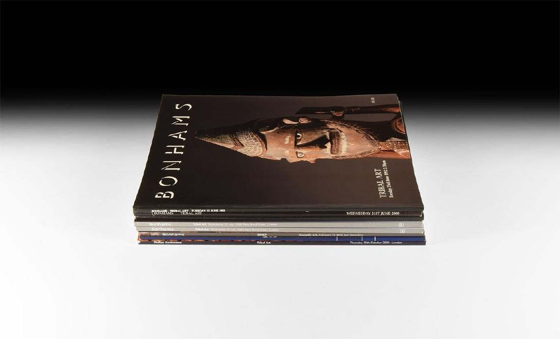 Books - Bonhams and Phillips Tribal Art Sales [8]