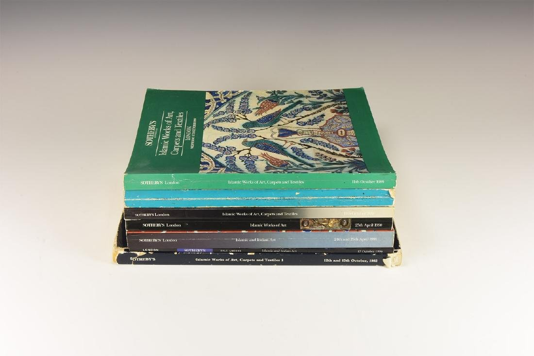 Books - Sotheby's Islamic Arts Sales [7]