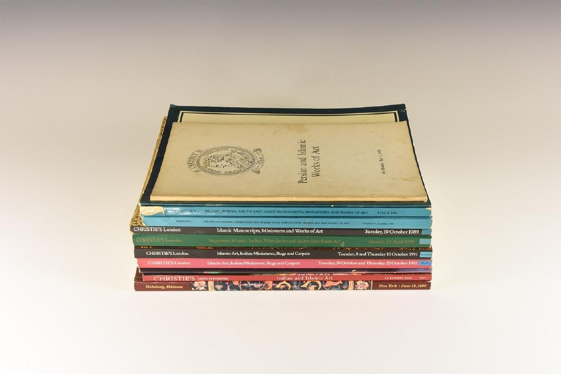 Books - Christie's Islamic Arts Sales [12]