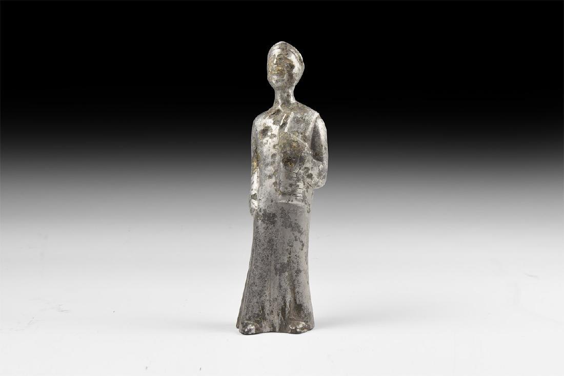 Greek Hellenistic Style Statuette.