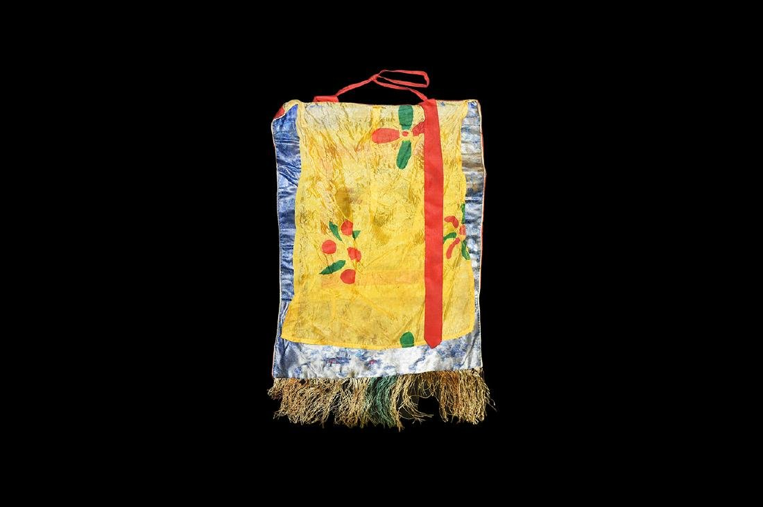Tibetan Prayer Apron