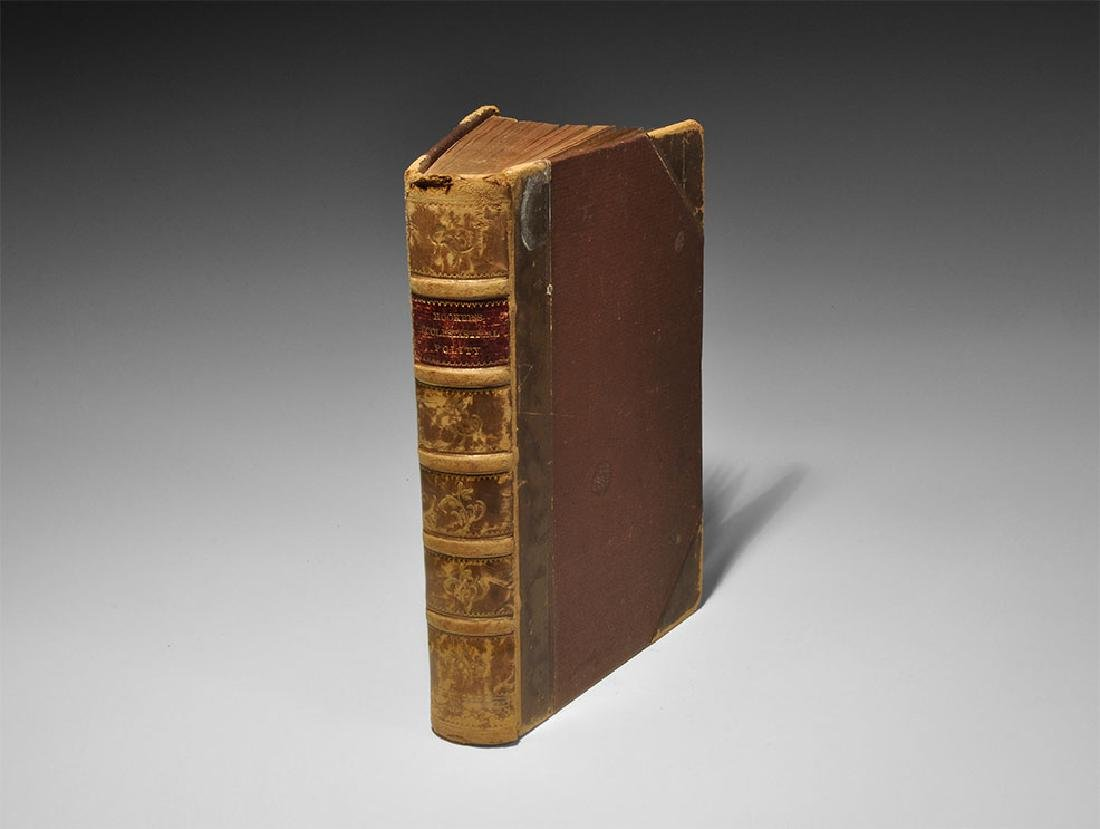 Books Hooker - Laws of Ecclesiastical Polity - 1705