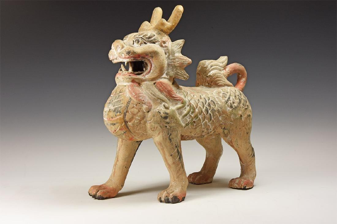 Chinese Tang Style Dragon