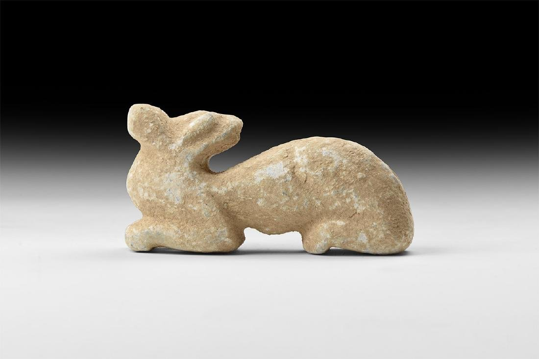Chinese Carved Animal Pendant