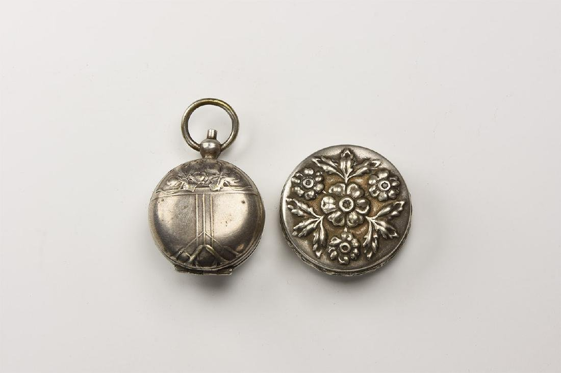 Chinese Coin Holder Group