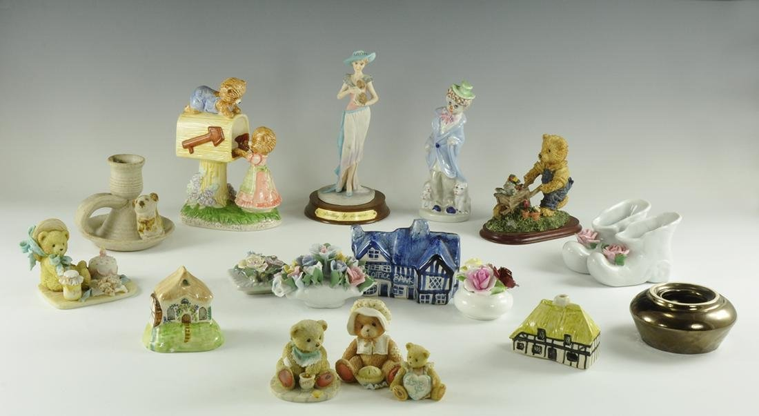 Vintage Ceramic Figural Collection