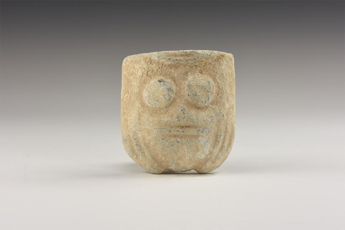 Chinese Style Stone Pendant