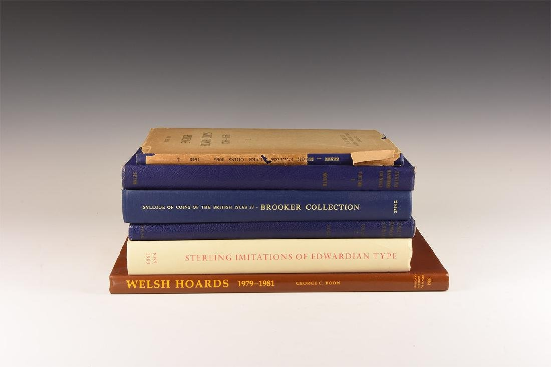 Books - Hammered English Coin Titles [6].