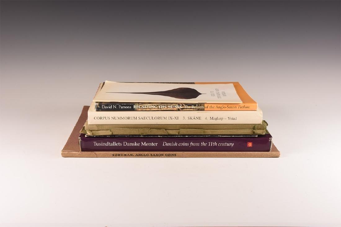 Books - Scandinavian Saxon Coinage Titles [7].