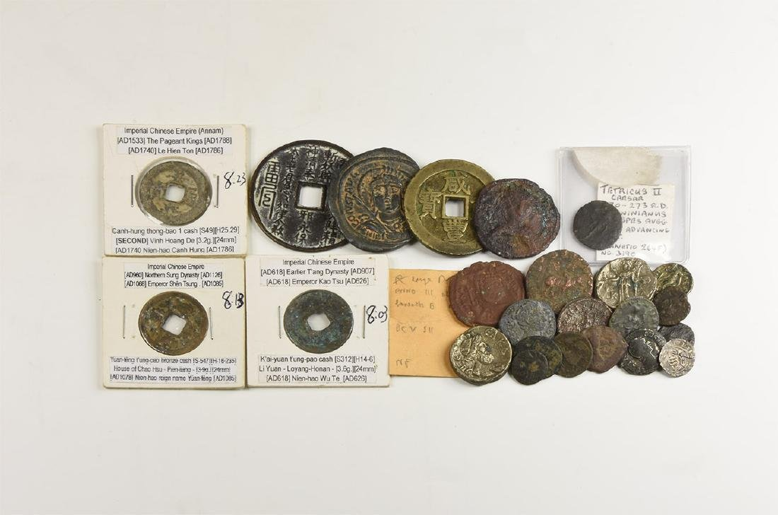 Roman Coins - Replica and Mixed Coin Group [24]