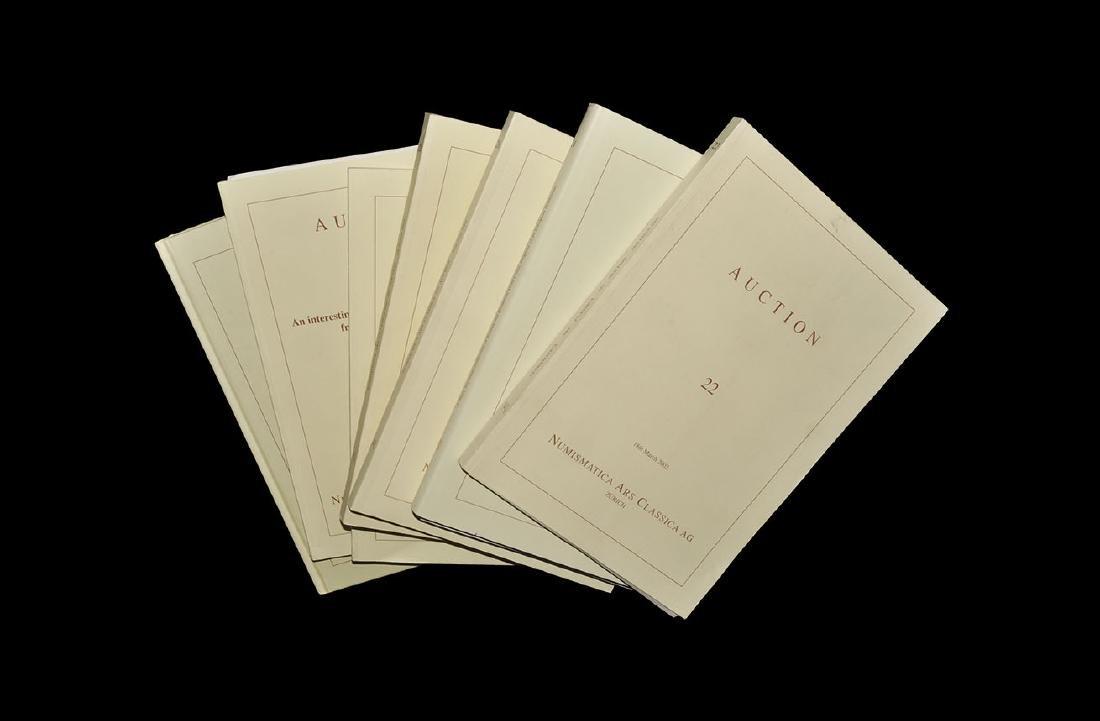 Numismatica Ars Classica Sale Catalogues