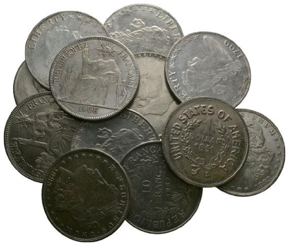 World Coins - Faux Coin Group [12]